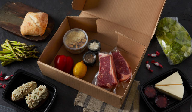 The Keg Steakhouse + Bar - Celebration Kits - Reward Your Staff